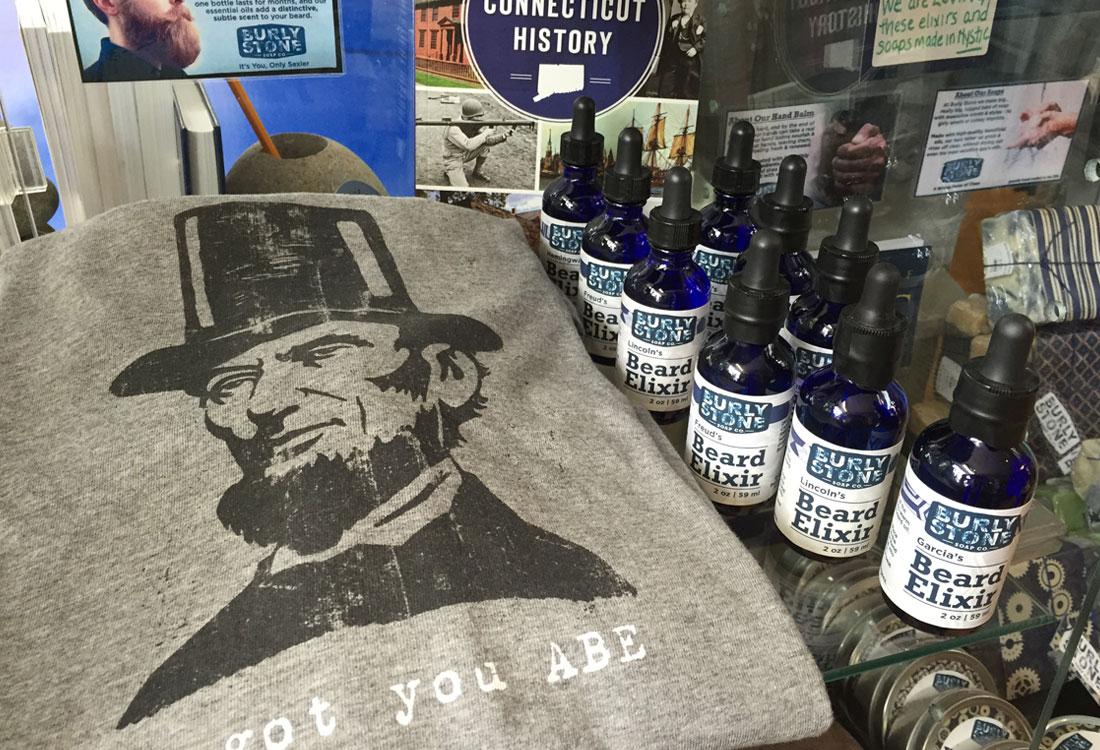Father's Day Gifts - Beard Elixir - Anchor & Compass - Deep River, CT